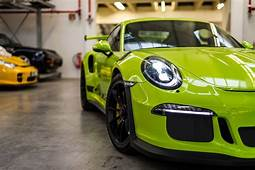 The Exclusive 2016 Porsche 911 GT3 RS Painted In Birch