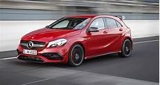 2016 Mercedes A Class Amg A45 Pricing And