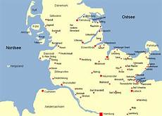 Nordsee Schleswig Holstein Karte Kleve Landkarte