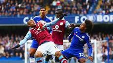 chelsea 2 0 a villa match report highlights