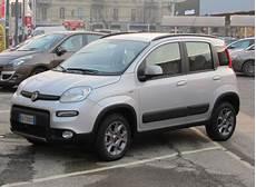 Avis Auto Fiat Panda 3 4x4 Carvisor