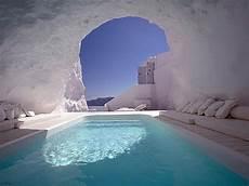 santorin hotel luxe h 244 tel katikies santorin mountain oia central piscines