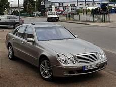 mercedes e 240 limousine in bronze als gebrauchtwagen