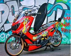 Modifikasi Nmax Jari Jari by 70 Foto Gambar Modifikasi Motor Yamaha Nmax Paling Terbaru
