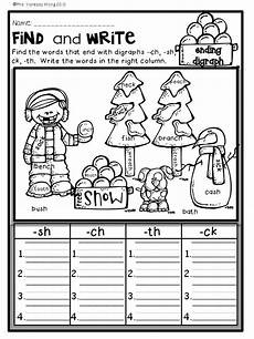 winter worksheets for second grade 19925 winter math and literacy no prep printables grade grade writing grade