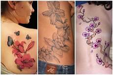 tatuaggi dei fiori tatuaggi di fiori giapponesi bellissimi foto