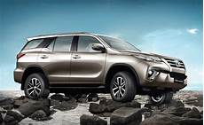 toyota fortuner 2020 facelift 2020 toyota fortuner facelift colors release date