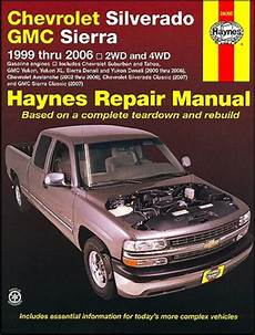 best auto repair manual 2000 gmc yukon regenerative braking silverado tahoe sierra yukon repair manual 1999 2006 haynes