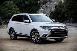 REVIEW 2018 Mitsubishi Outlander Is A 7 Passenger Bargain
