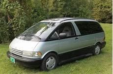 how to fix cars 1993 toyota previa regenerative buy used 1993 toyota previa le mini passenger van 3 door 2 4l rwd in south hero vermont united