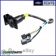 Oem New 7 Pin Trailer Towing Connector Wiring Harness F