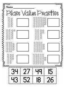 place value worksheets year 1 5346 grade math unit 9 place value worksheets math and elementary math