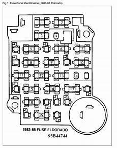 1991 Cadillac Brougham Fuse Box Diagram Wiring Diagram