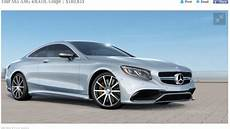 Mercedes S Coupe Configurator Running 119 900 Base