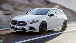 The 2019 Mercedes Benz A Class Looks Like Its Upped Game