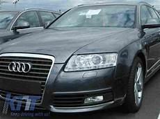 front bumper audi a6 facelift 04 10 4f 4f2