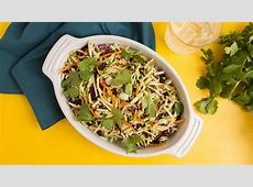five vegetable slaw with blue cheese_image
