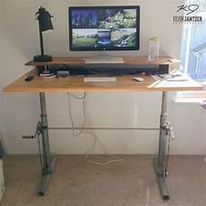diy adjustable standing desk for 100 standing desk diy standing desk stand up desk