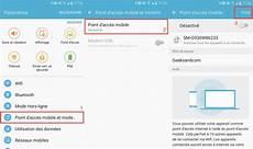 Partager Un R 233 Seau Wi Fi Avec Les Samsung Galaxy S7 Et S7