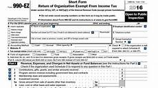 what is form 990 ez and who qualifies for it foundation group inc