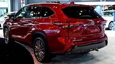 2020 toyota highlander 2020 toyota highlander exterior and interior all you