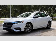 2019 Honda Insight Test Drive Review: The Days Of Ugly