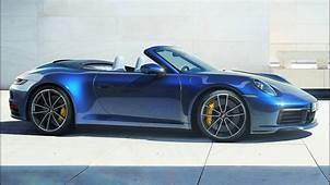 2020 Porsche 911 Carrera 4S Cabriolet  More Powerful