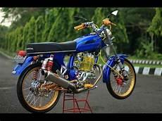 Modifikasi Cb Herex by Modifikasi Honda Cb Racing Look Hobbiesxstyle