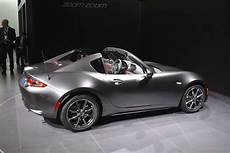 New Mazda Mx 5 Rf To Touch European Soil At Goodwood