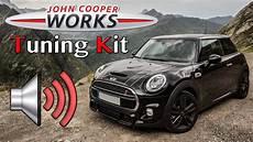 Jcw Tuning Kit 100 230 Km H Mini Cooper S F56