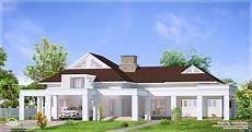 eco friendly houses single floor luxury bungalow elevation