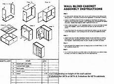 ikea cabinet assembly instructions break it down visually