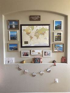 adventure awaits gallery wall current home furniture