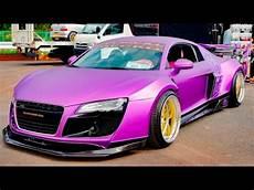 Hd Garage Ill Audi R8 Gecko U4th Consept Model ガレージイル