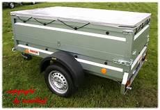 Pkw Anhänger - pkw anh 228 nger gn129 bordwanderh 246 hung flachplane