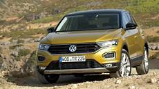 The All New Volkswagen T Roc Testing