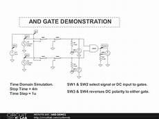 and demo1 circuitlab