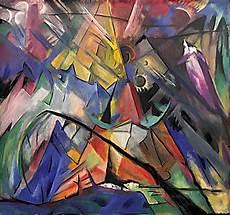 Stilrichtung Kunstgeschichte Der Expressionismus