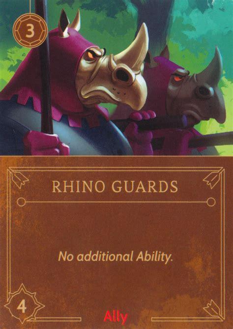 Robin Hood Rhino Guards
