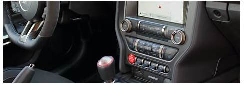 Ford Intelligent Access And Push Button Start