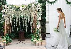 nature green and white wedding party ideas lianggeyuan123