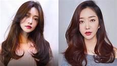 8 beautiful korean hairstyles 2019 easy cute hair ideas compilation hair tutorials