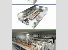 Luxury Bakery Pizza Shop Project Equipment in 2019