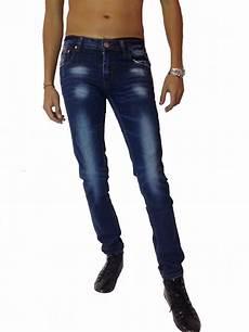 jean slim homme troué 84060 homme slim fashion pas cher rj554 pour 49 90