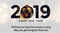 2019 happy new year greeting message 4k wallpaper hd wallpapers