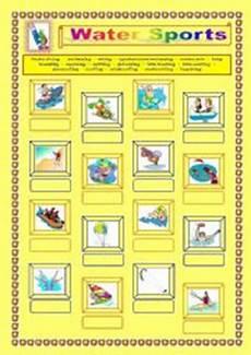 water sports worksheets 15894 worksheets water sports