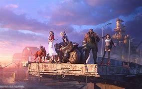 Image result for FF7 Remake Wallpaper