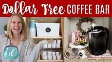 Kitchen Counter Gifts by Dollar Tree Kitchen Organization Coffee Station