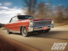 1966 Chevy Nova  Bronze Bomber Super Magazine