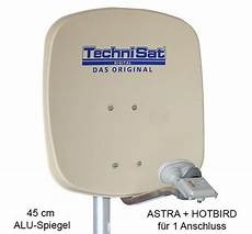 Technisat Digidish 45b Mbs Sat Anlage Komplett Astra